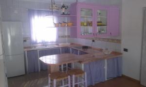 cocina-terminada Hace un año decidí arreglar el ático, para hacer lo que realmente me gusta, crear!