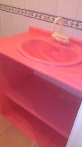 dsc_0235 Microcemento rosa para el baño.