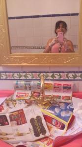 dsc_0273 Microcemento rosa para el baño.