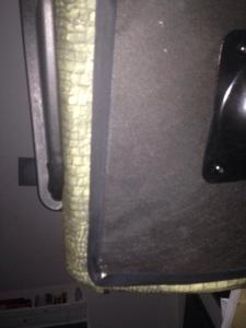 bajo-silla-serpiente-11 Reciclar silla de escritorio.