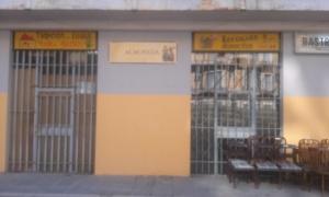 fachada rastro de emaus