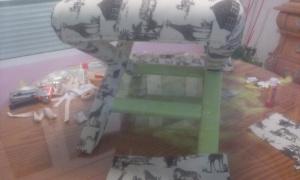 20141217_232911 Restaurando taburetes.
